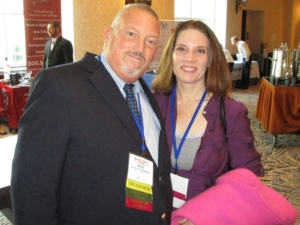 Nicole Goetz With Doug Greenbaum