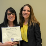 Melissa Harrison Earns Paralegal Studies Degree
